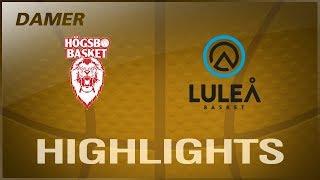 Highlights: Högsbo – Luleå