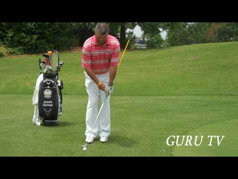 Golf Instruction-Guru TV-Chipping Drill