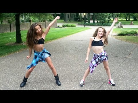 "Maggie Marx & Olivia Taylor   ""B.E.A.T"" Choreography   #Back2School2015"