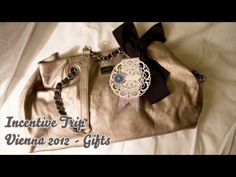 Incentive Trip - Vienna 2012 Gifts - Teil 2