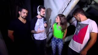 00 - Entrevista Inicial - 10 Anos no Circo Voador