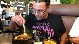 Video Reaction - First time Eating Korean Food MP3, 3GP, MP4, WEBM, AVI, FLV Juli 2018