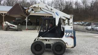 5. For Sale: Used Bobcat 773
