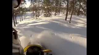 4. Ski-doo renegade 800HO