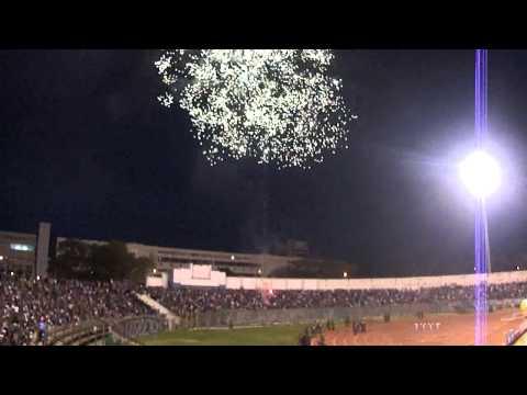 Los PAnzers Noche Verde! - Los Panzers - Santiago Wanderers