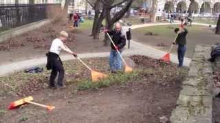 Warsaw (IN) United States  city pictures gallery : Wspólne sprzątanie Dolinki Szwajcarskiej w Warszawie