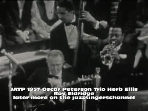 Jazz At The Philharmonic 1957 Little Jazz Roy Eldridge online metal music video by JAZZ AT THE PHILHARMONIC