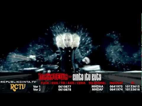 MAHADEWA - Cinta Itu Buta HD (OFFICIAL VIDEO CLIP)