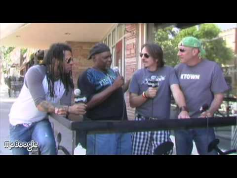DANNY LOUIS, WALLY INGRAM, & ERIC McFADDEN - STOCKHOLM SYNDROME interview