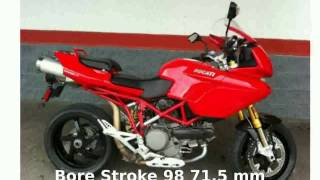 2. [techracers] Ducati Multistrada 1100S Specs and Specification