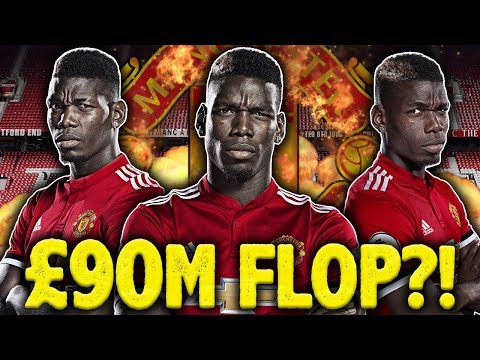 Video: Are Manchester United RUINING Paul Pogba's Career?! | W&L
