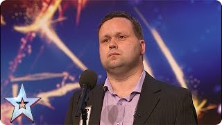 Video Paul Potts stuns the judges singing Nessun Dorma | Audition | Britain's Got Talent 2007 MP3, 3GP, MP4, WEBM, AVI, FLV Juni 2018