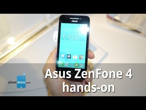 Asus ZenFone 4 hands-on