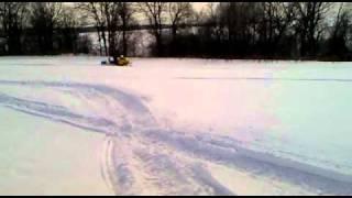 8. Снегоход Ski-Doo Tundra LT550.mp4