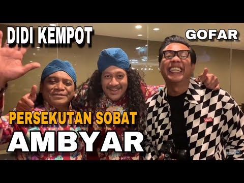 DIDI KEMPOT KAGET KETEMU DIDI KENYOT father of broken home