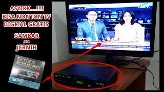 Video ASYIK TV JADI JERHIH !!! Panduan INSTALASI SKYBOX Set Top Box DVB T2 MP3, 3GP, MP4, WEBM, AVI, FLV Juli 2019