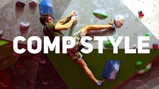 Competition Style Boulder Problems by Jay Climbz
