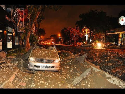 YouTube - At least 24 people were killed and 271 others injured when several underground gas explosions ripped through Taiwan's second-largest city overnight, hurling ...