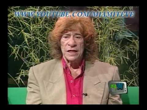 Edith Massola entrevista a Carlos Ruiz de la Tejera - 1ra Parte - 23yM