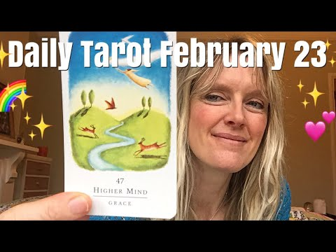 Love messages - Daily Tarot February 23,  2018  Walking Away..