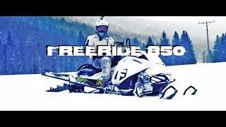 6. Ski-Doo Freeride 850 154'' 2018