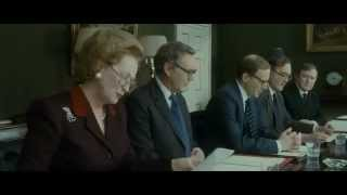 The Iron Lady   Cabinet Meeting Scene