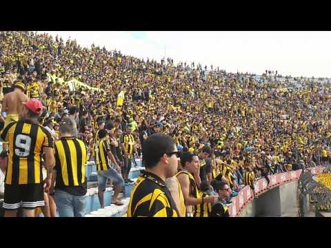 Recibimiento PEÑAROL vs defensORTO - Barra Amsterdam - Peñarol