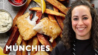 Fish & Chips - The Cooking Show by Munchies