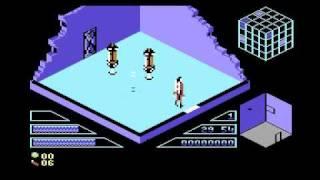 Triaxos - Ariolasoft- Antony Crowther C64 game