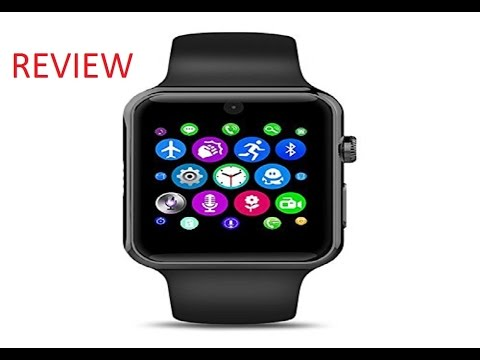 Lemfo LF07 Bluetooth Smart Watch - Apple Watch Clone Review