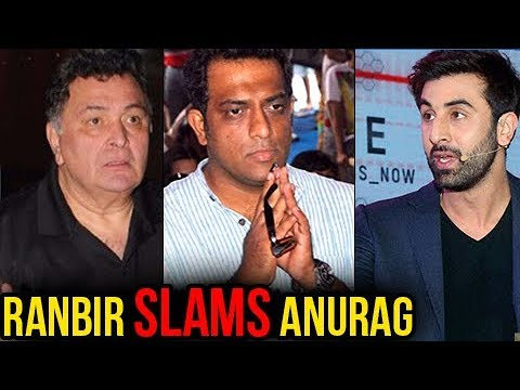 Ranbir Kapoor BASHES And SLAMS Anurag Basu For Jag