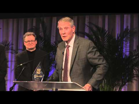David Mainse - International Individual Achievement Award