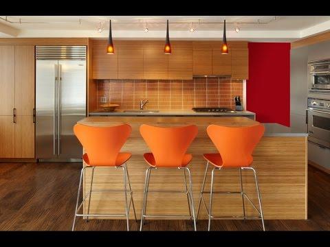 Taburetes de cocina o Sillas de cocina - Decoración de interiores Bar Hogar Cocina