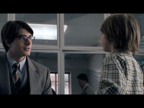 Clark meets with Jason | Superman Returns