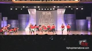 Chico (CA) United States  city photo : Full Force Dance Company (Chico, CA) • 2011 USA Hip Hop Dance Championship (MegaCrew)