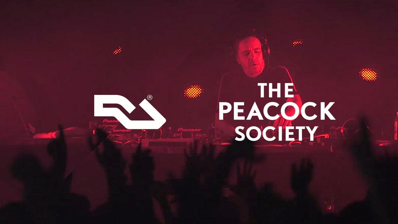 Laurent Garnier - Live @ The Peacock Society 2015
