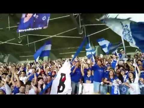 TFC - Cruzeiro 0 x 3 River - Recebimento - Torcida Fanáti-Cruz - Cruzeiro