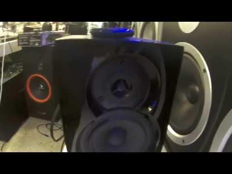 Reloop ADM 4 sound test