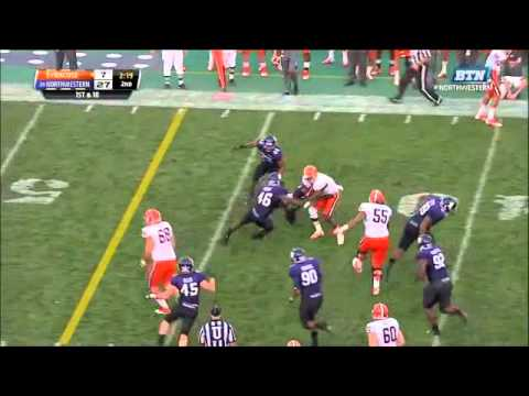Ibraheim Campbell Game Highlights vs Syracuse 2013 video.