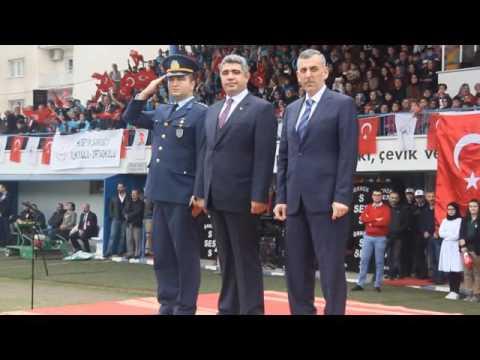 Pazar'da Cumhuriyet Bayramı Coşkuyla Kutlandı