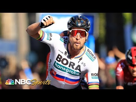 Amgen Tour of California 2019: Stage 1 highlights | NBC Sports - Thời lượng: 8:21.