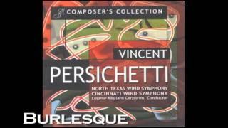 """Vincent Persichetti: """"Divertimento, Op. 42"""""""