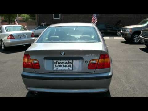 2004 BMW 3-Series 325Xi AWD All-Wheel-Drive