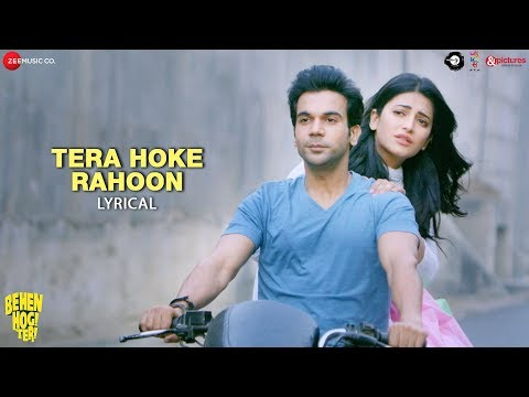 Video Tera Hoke Rahoon -Lyrical | Arijit Singh|Behen Hogi Teri |Rajkummar Rao, Shruti Haasan |KAG forJAM8 download in MP3, 3GP, MP4, WEBM, AVI, FLV January 2017