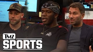 Boxing Roundtable: KSI Says