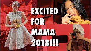 Video #MJVLOG6 - EXCITED FOR MAMA 2018!!! My Dream Come True | Korea Vlog #1 MP3, 3GP, MP4, WEBM, AVI, FLV Januari 2019