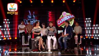Khmer TV Show - The Voice Cambodia