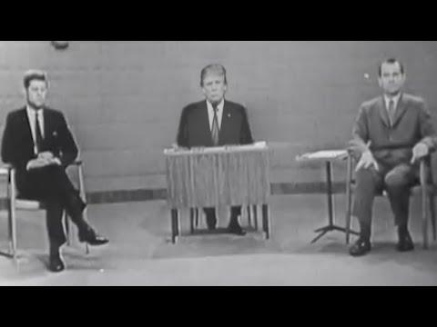 JFK vs NIXON vs TRUMP