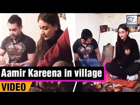 Aamir Khan And Kareena Kapoor FLASHBACK Video | RA