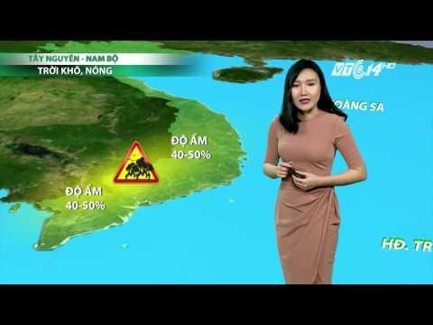 (VTC14)_Thời tiết 6h ngày 18.04.2017